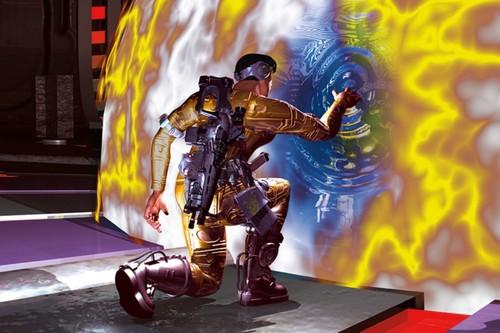 Retroanálisis de Time Commando, una aventura que no salió en el tiempo más idóneo