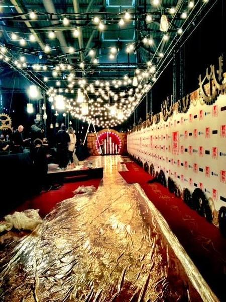 ¡Ya tenemos las primeras imágenes de la alfombra roja de los MTV EMA 2012!