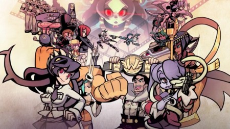 Skullgirls 2nd Encore llega esta misma semana a PS Vita. Más vale tarde que nunca