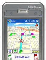 Pharos, Pocket PC con GPS