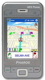 Pharos, Pocket PC con GPS