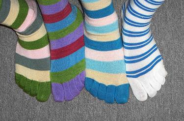 LOST: El misterio del calcetín desparejado