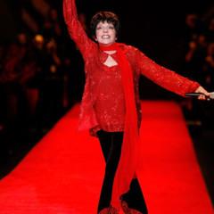 Foto 2 de 5 de la galería celebrities-de-rojo-en-el-desfile-de-la-coleccion-the-heart-truth en Trendencias
