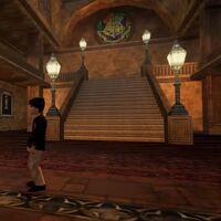 Pasear por Hogwarts en Unreal Engine 5 es posible gracias a este sucesor espiritual de los clásicos Harry Potter de PS1