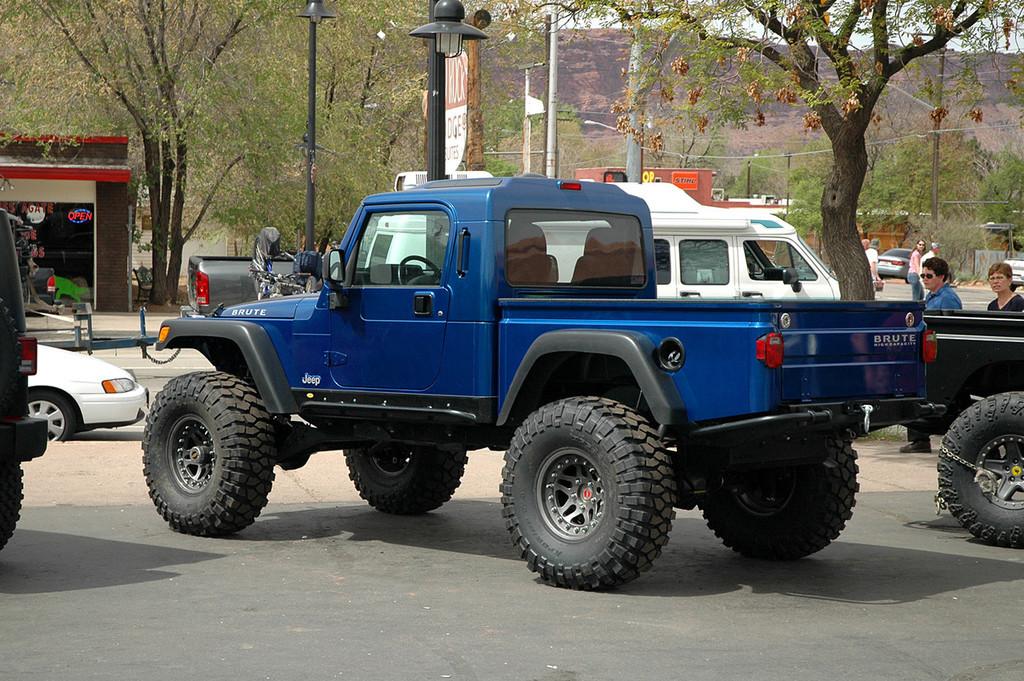 Jeep Wrangler Tj >> AEV Brute Jeep Wrangler TJ (30/31)