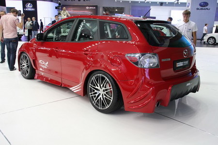 Mazda CX-7 por Kesselman