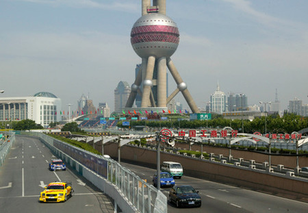El DTM volverá a China