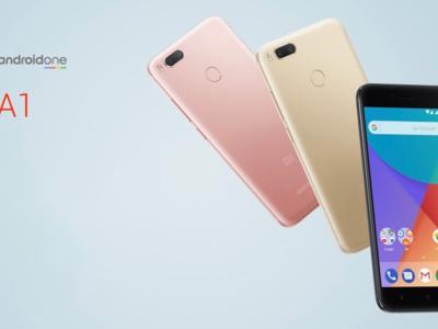 Xiaomi Mi A1 Android One, el nuevo rey de la gama media, por 181,95 euros con este cupón