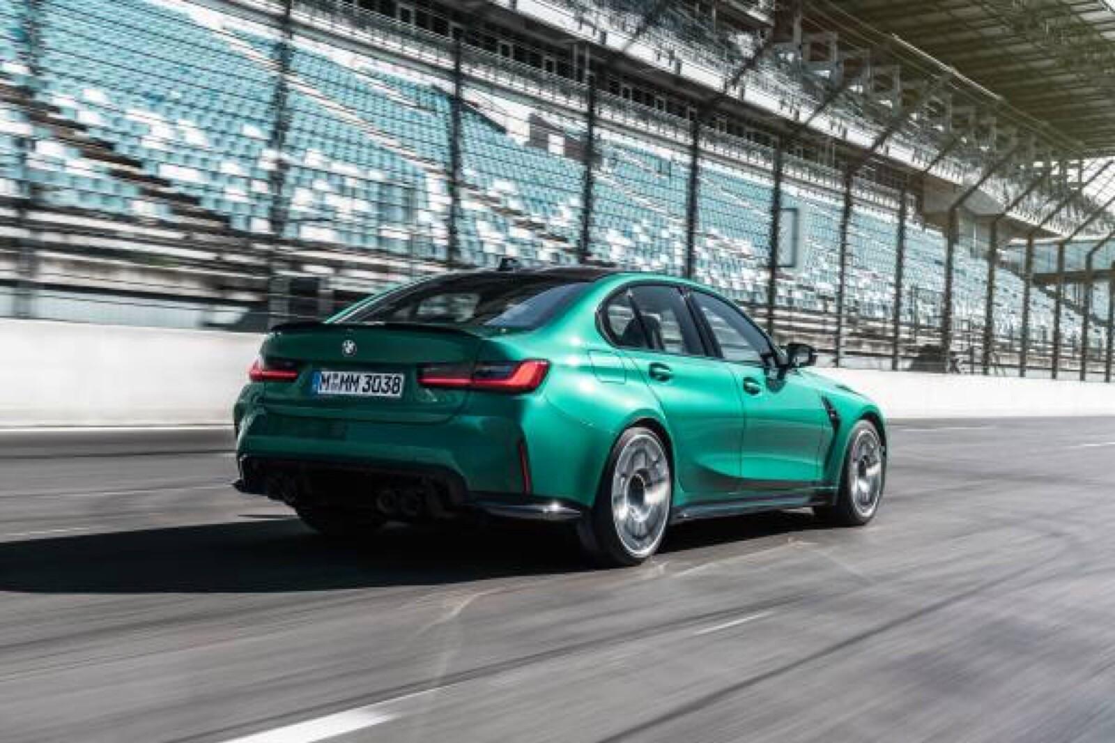 Foto de BMW M3 Competition 2021 (24/40)