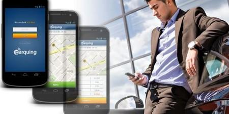 iParquing, la aplicación que pretende jubilar a los parquímetros