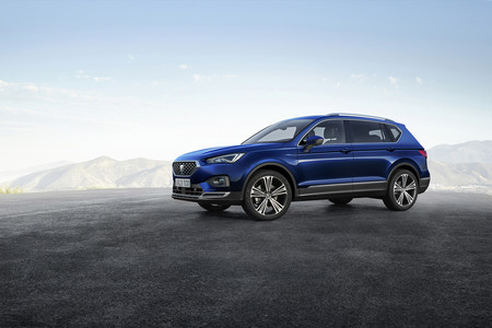 Seat Goes Big With The New Seat Tarraco 002 Hq
