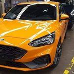 ¡Espiado! El nuevo Ford Focus ST se quita el camuflaje fuera de tiempo