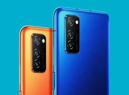 Honor View 30 Pro Colores 2