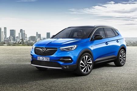 Opel desvela su gama de coches híbridos y eléctricos, incluyendo el Grandland X enchufable antes de 2020