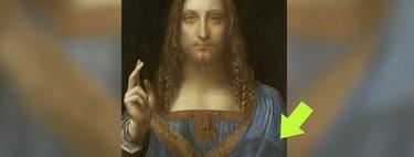 """El """"misterio óptico"""" de un cuadro de da Vinci se resuelve gracias a un conocido software de animación 3D"""