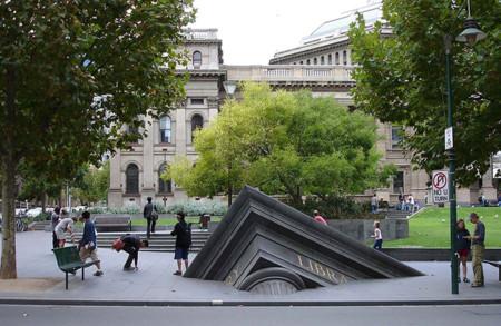 Library Melbourne Australia