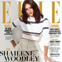 Elle USA: The Women In TV Issue