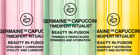 "La ""Beauty In-Fusion"" de Germaine de Capuccini"