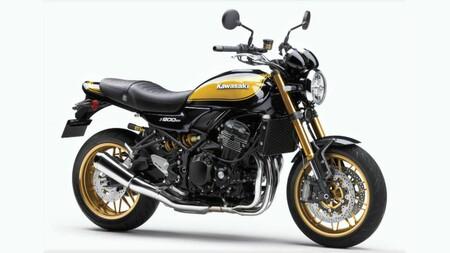 La Kawasaki Z900RS SE es la misma Z con sabor clásico, pero con un extra de picante
