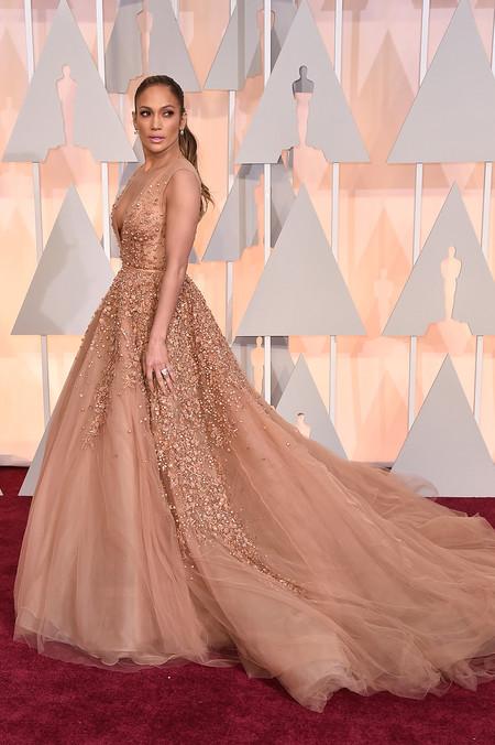 oscar Jennifer Lopez 2015