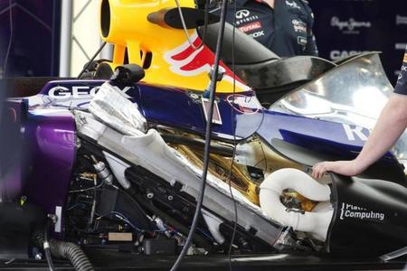 Red Bull podría fabricar su propio motor en 2015
