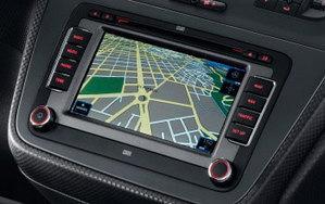 Seat instala sus propios navegadores GPS