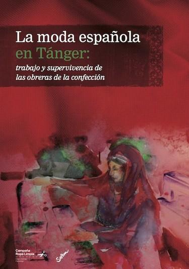 Campaña Ropa Limpia denuncia a empresas españolas por fabricar bajo condiciones de explotación en Tánger
