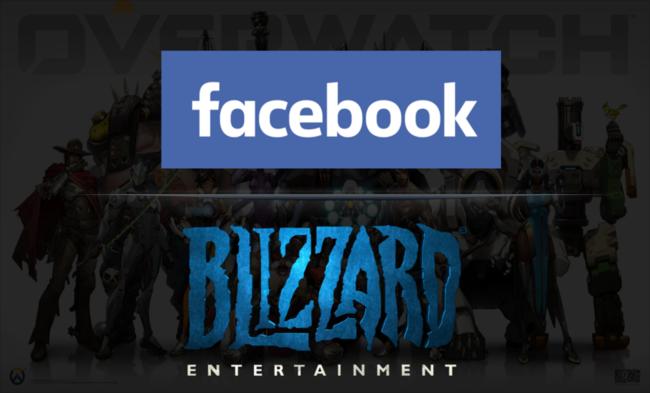 Facebook Blizzard