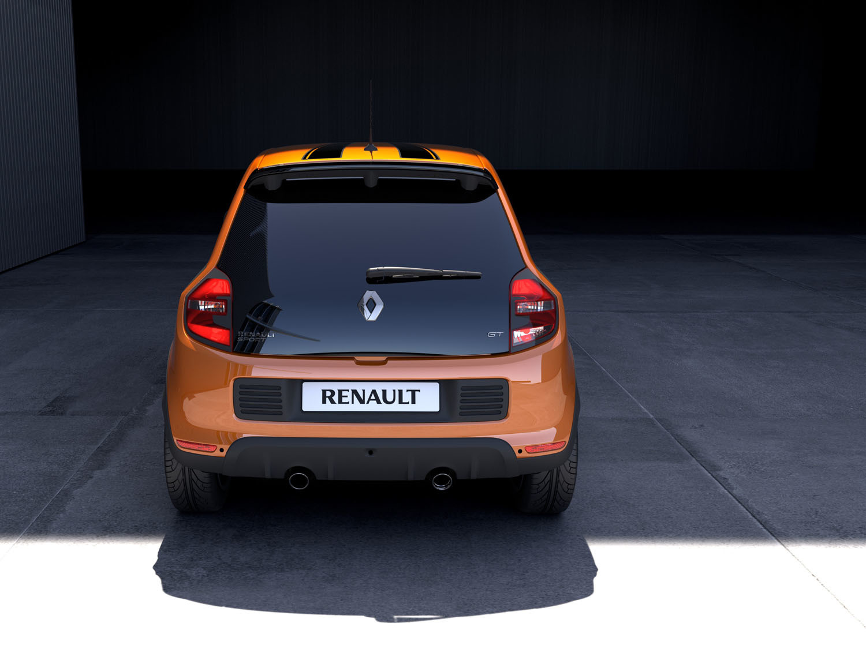 Foto de Renault Twingo GT (8/13)