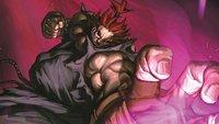 'Marvel vs. Capcom 3'. Akuma y Taskmaster entran a escena, y con sorpresa incluida