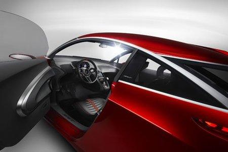 Ford Start Concept: pequeño, eficiente y ¿bonito?
