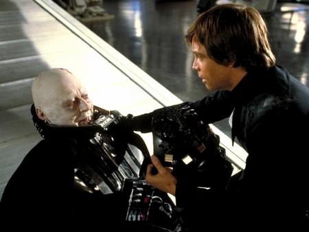 Darth Vader Redemption