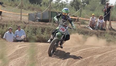 Ferran Sastre Kawasaki Noyes Camp Flat Track Rancho Canudas