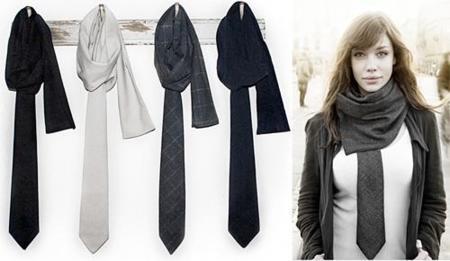 Andtie, la bufanda-corbata