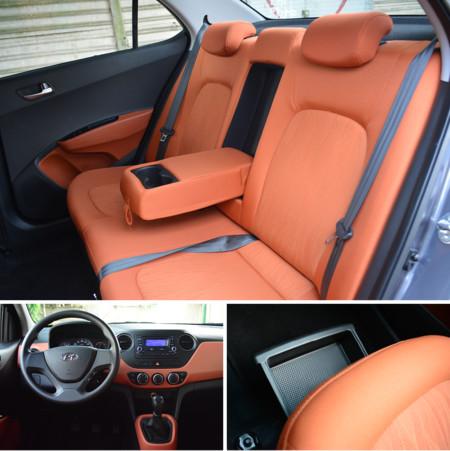 Sumario Hyundai Grand I10 Sedan Mexico