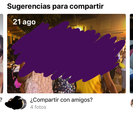 Ios 12 Sugerencias Compartir Fotos