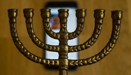 Judíos ultraortodoxos contra WhatsApp