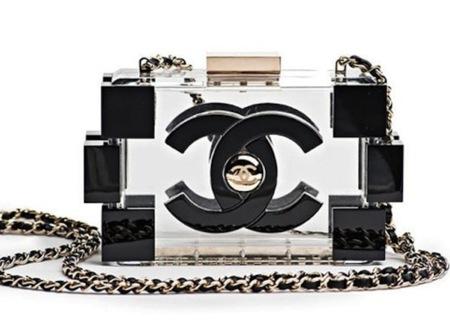Chanel Lego bag, la última locura de Karl Lagerfeld