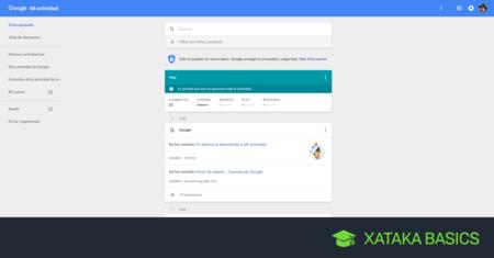 Historial de navegación de Google: cómo ver, descargar o eliminar tus búsquedas