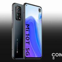 Ofertón: si buscas smartphone 5G por debajo de los 300 euros no dejes escapar esta este chollo de MediaMarkt para el Xiaomi Mi 10T