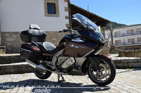 BMW K 1600 GTL, prueba (características y curiosidades)