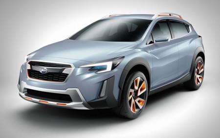 El Subaru XV se apunta al estilo marcado por los prototipos del Impreza