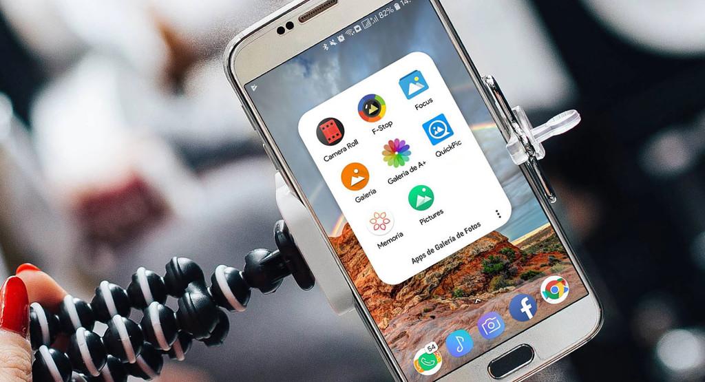 Las mejores App de galería de fotos para Android-OS