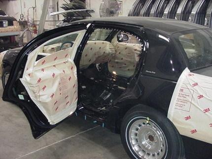 Fabricación limusina