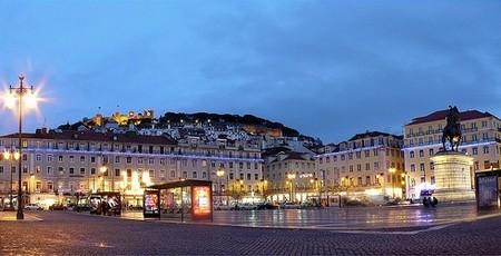 Plaza Figueira de Lisboa. Tus fotos de viaje