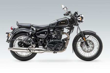 Benelli Imperiale 400: otra moto clásica para el carnet A2 con 20 CV por 3.799 euros