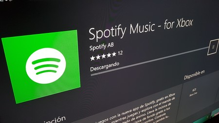 Spotify Music Xbox One 2