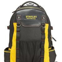 Por 58,79 euros tenemos la mochila para herramientas Stanley 1-79-215 FatMax en Amazon. Envío gratis