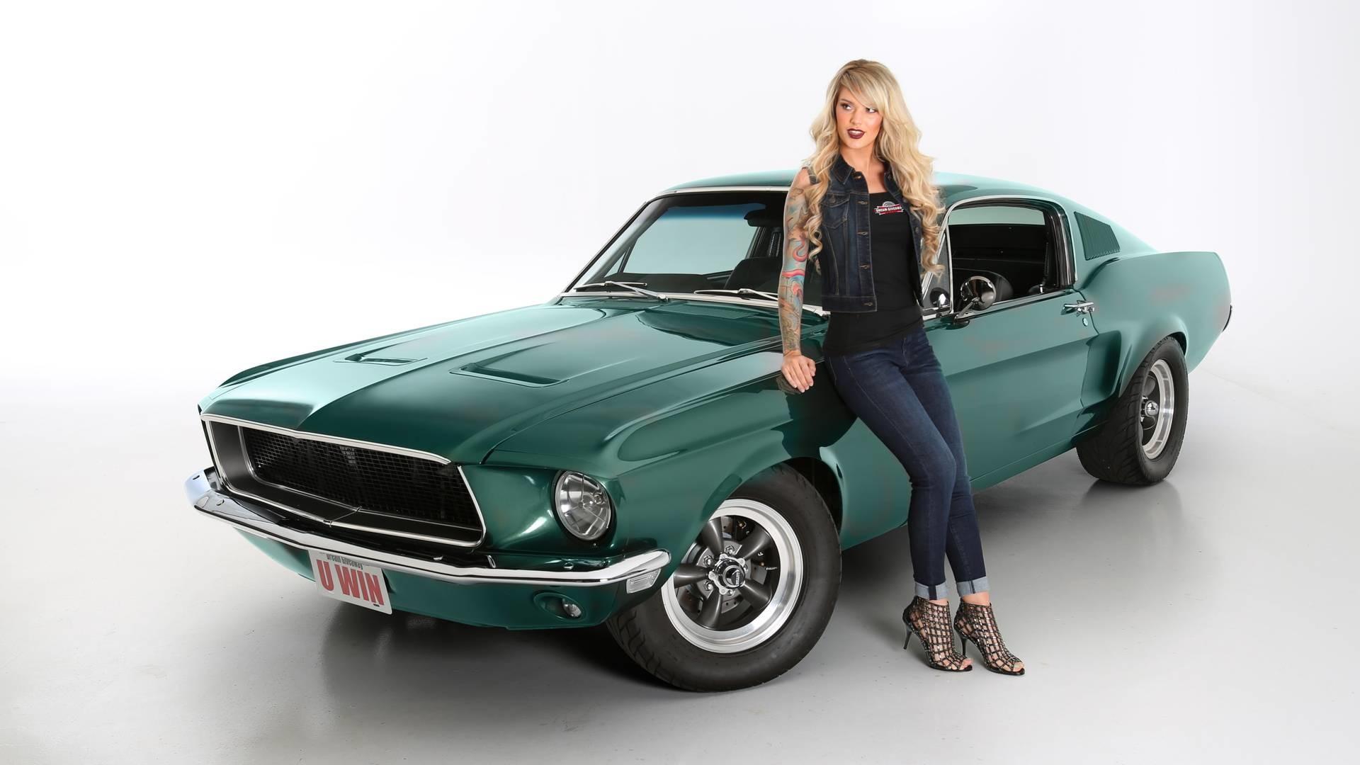 Foto de La empresa GiveAway rifará dos Mustang Bullitt (4/6)
