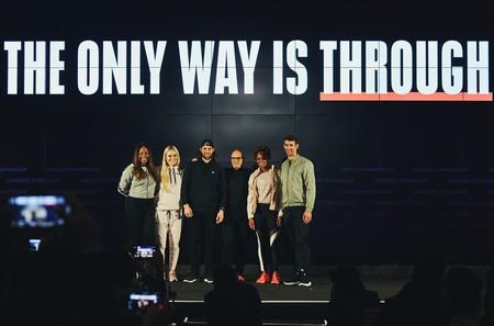 Michael Phelps, Natasha Hastings y otros atletas presentan la campaña The only way is through de Under Armour